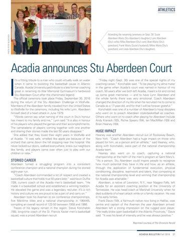 Stu Aberdeen