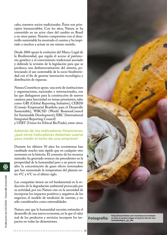 Sostenible Mente Protocolo Capital Natural By Cecodes