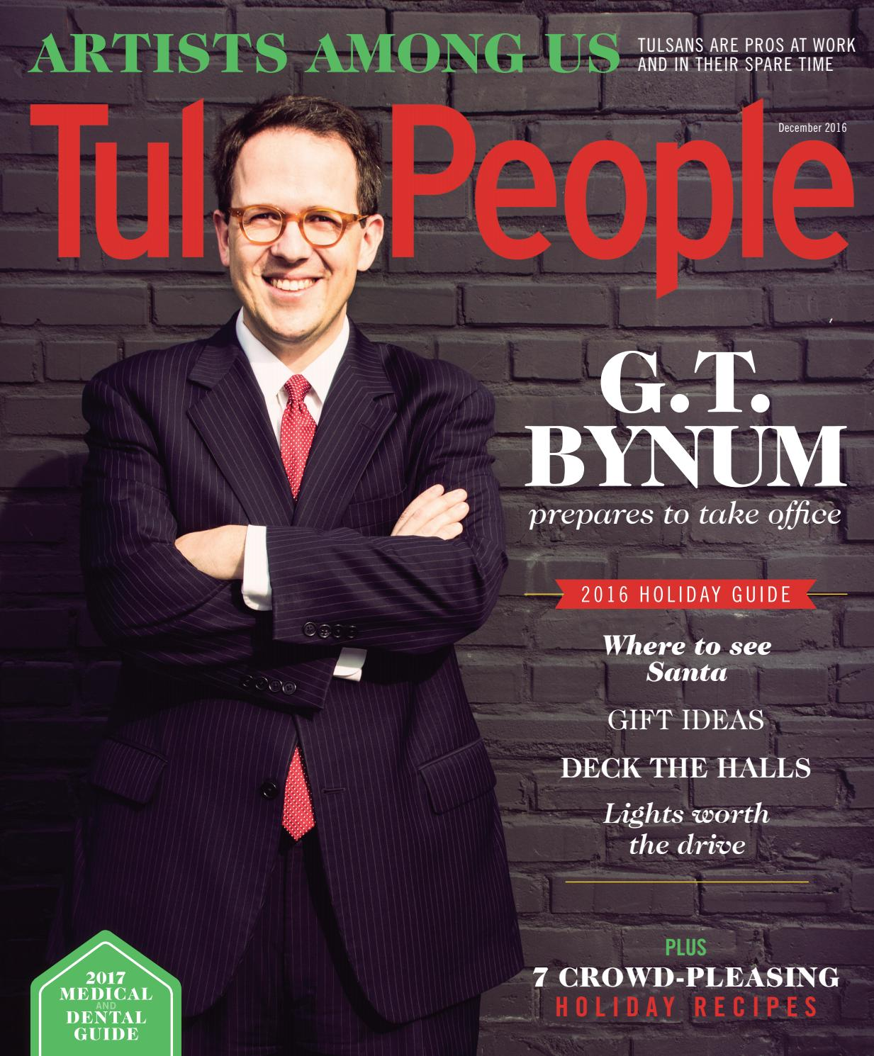 afb7e8a16 Tulsa People December 2016 by TulsaPeople - issuu
