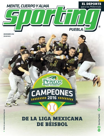 Sporting Puebla by Sporting Puebla issuu