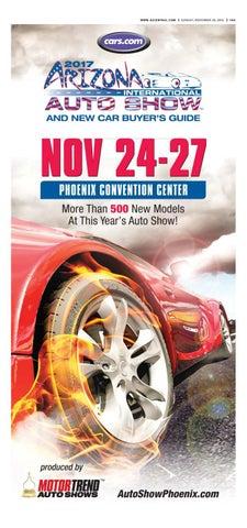 2017 Arizona International Auto Show By Rmcp