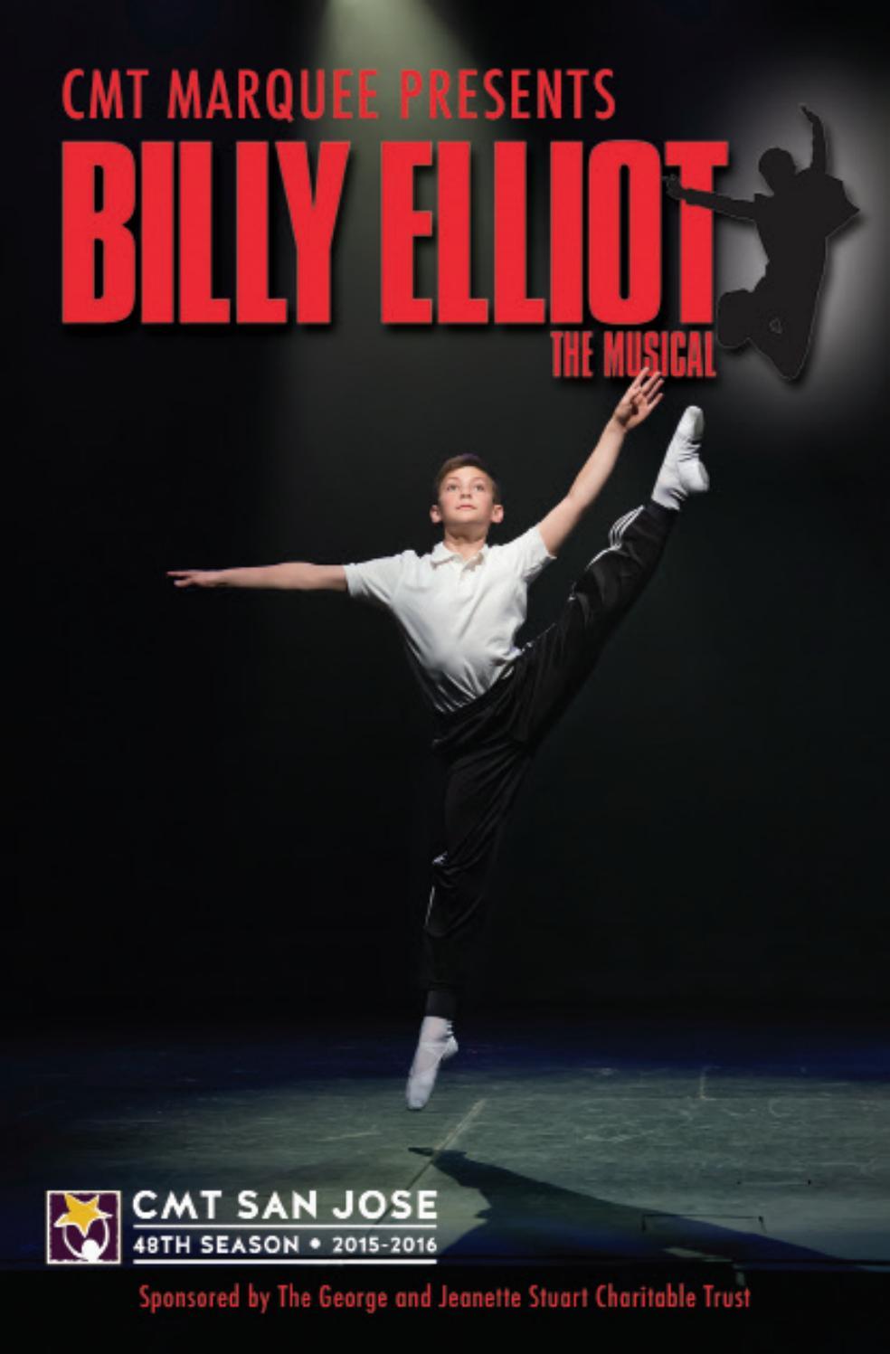 Anderson Koch Ford >> Billy playbill d by UsherIN - Issuu