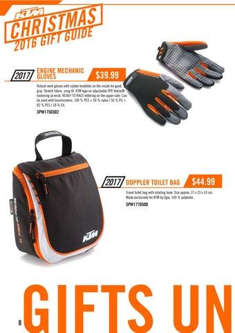 1ab55cd0cb 2016 KTM Australia Christmas Gift Guide by KTM Australia - issuu