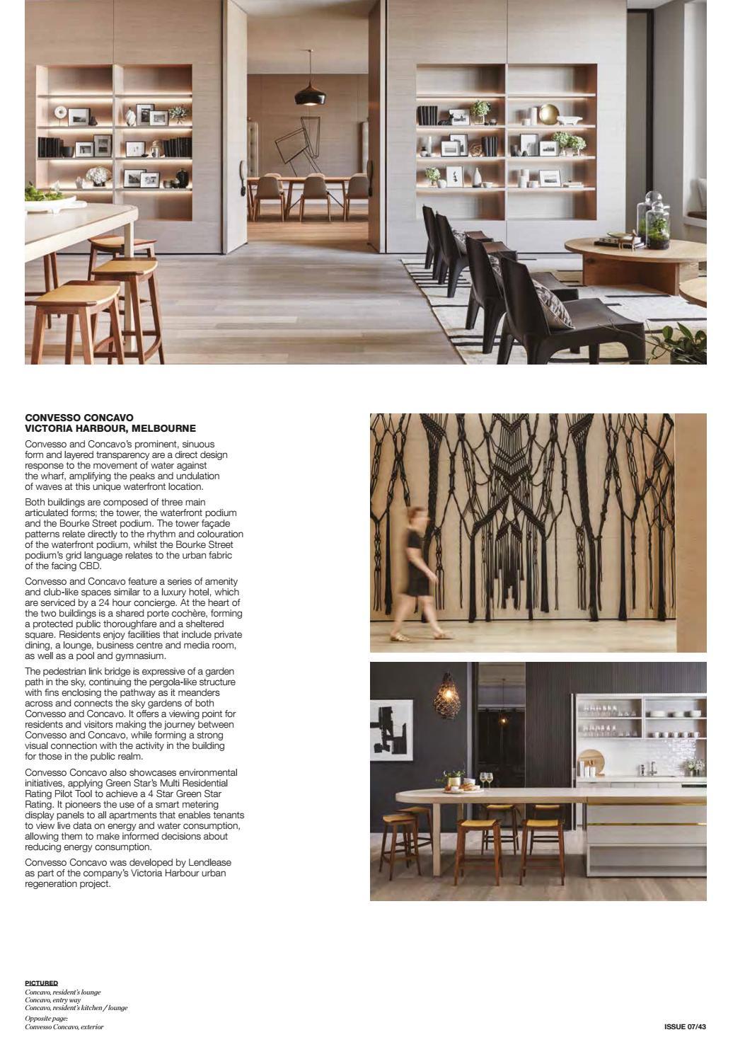Journal/ 07: Mix 5 by Bates Smart Architects - issuu