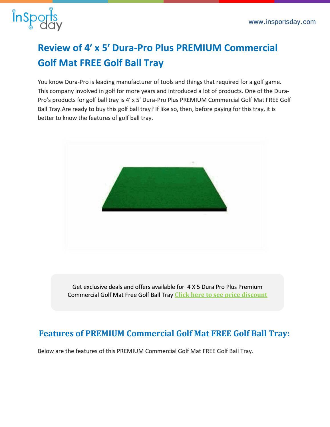 forbidden com practice rough road golf holes mat dp indoor with tee mats residential pad backyard x grass durapro amazon hitting