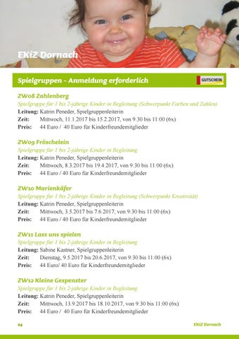 Ekiz Programmheft 2017 by Familienakademie der Kinderfreunde Linz ...