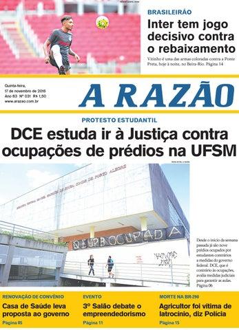 0718578b7d Jornal A Razão 17 11 2016 by Jornal A Razão - issuu
