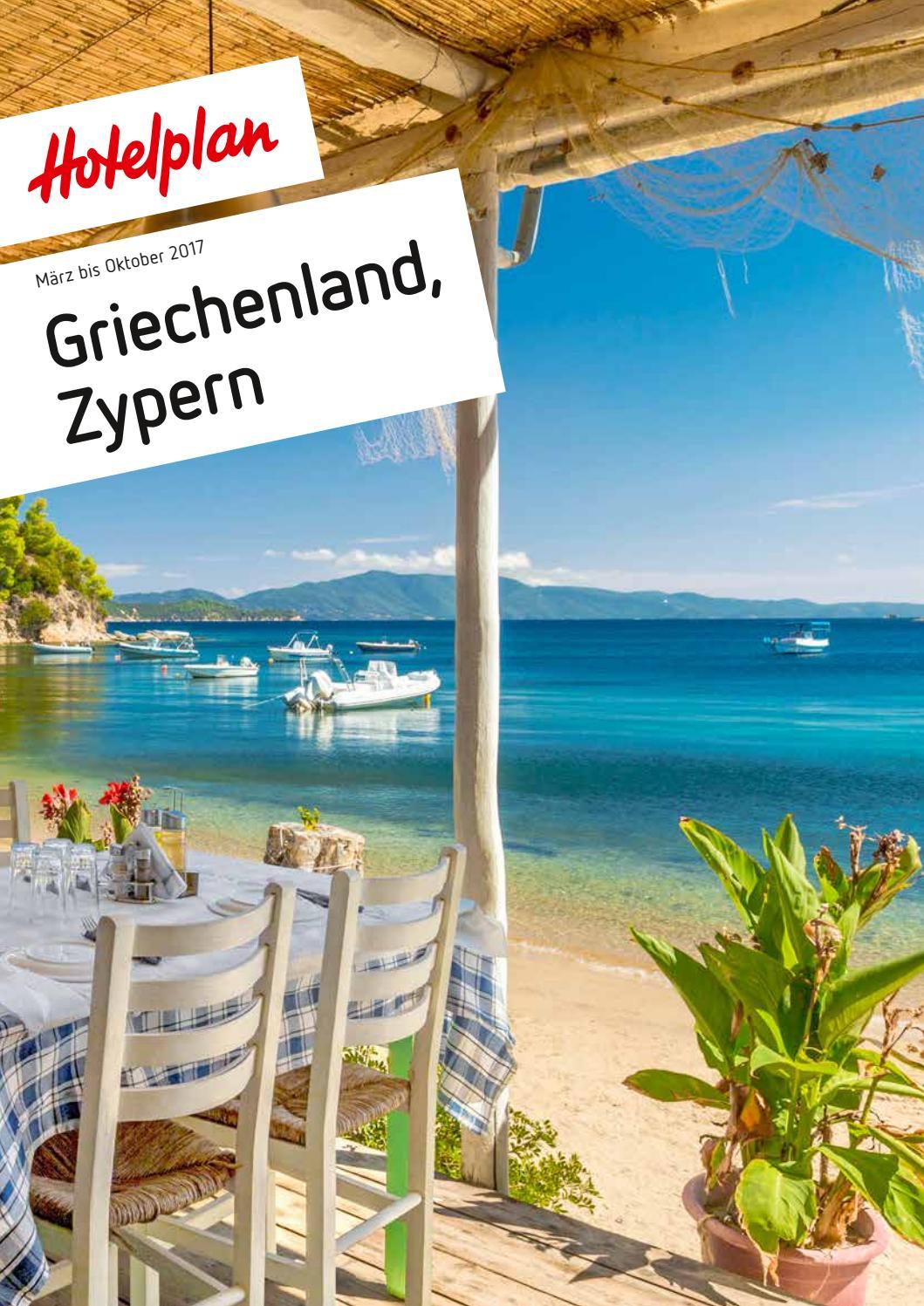 Hotelplan Griechenland, Zypern – von März bis Oktober 2017 by ...