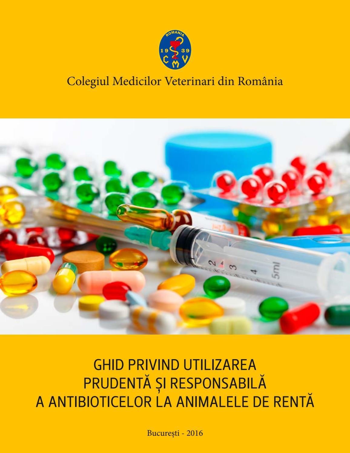 medicament veterinar de tratament comun)