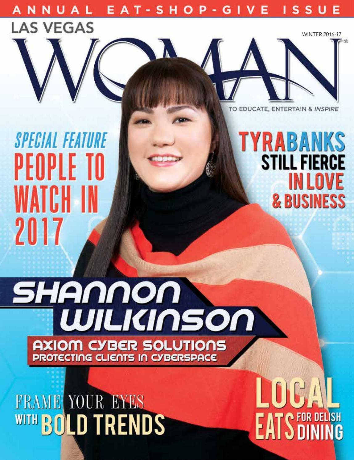Las Vegas Woman Magazine Winter 2016