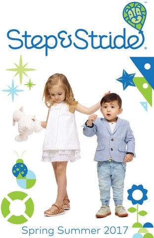 bf0dd5e11d4 Step   Stride Spring 17 Lookbook by Vida Kids - issuu