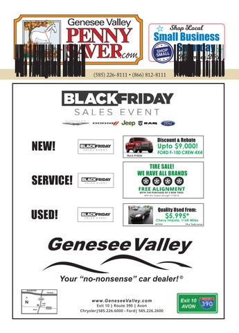 Livingston Edition Of The Genesee Valley Penny Saver 102717 By