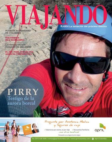 201e4a7f0c869 Viajando Colombia Nº 49 by Ladevi Media   Solutions - issuu