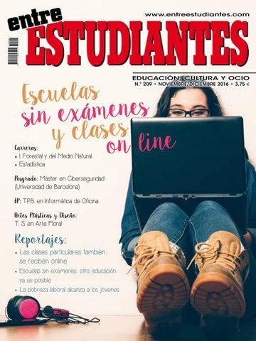 Entre Estudiantes - 209 by Peldaño - issuu