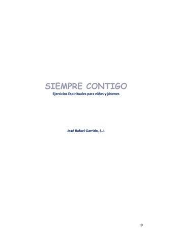 Siempre contigo - libro by Compañía de Jesús - Colegio San José - issuu