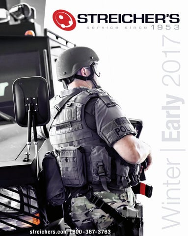 b83eed2f72 Streicher s Winter Early 2017 Police Supply Catalog by Streicher s ...