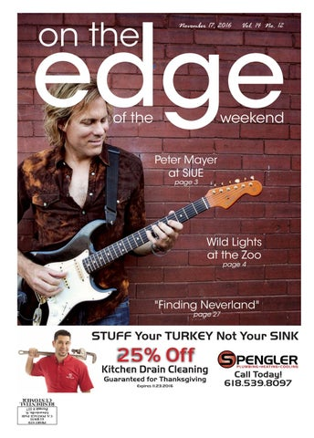 111716 edge of the weekend by edwardsville publishing issuu page 1 fandeluxe Image collections