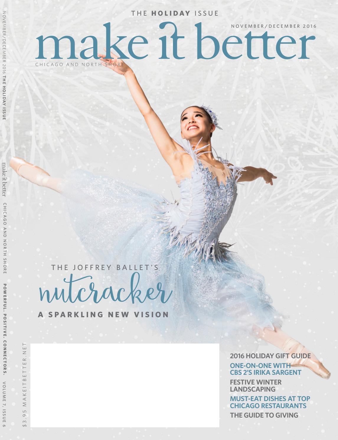 0786c5fb07 Make It Better November December 2016 by Make It Better - issuu