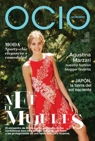 ac6675e69 OCIO Noviembre by Revista Ocio - issuu