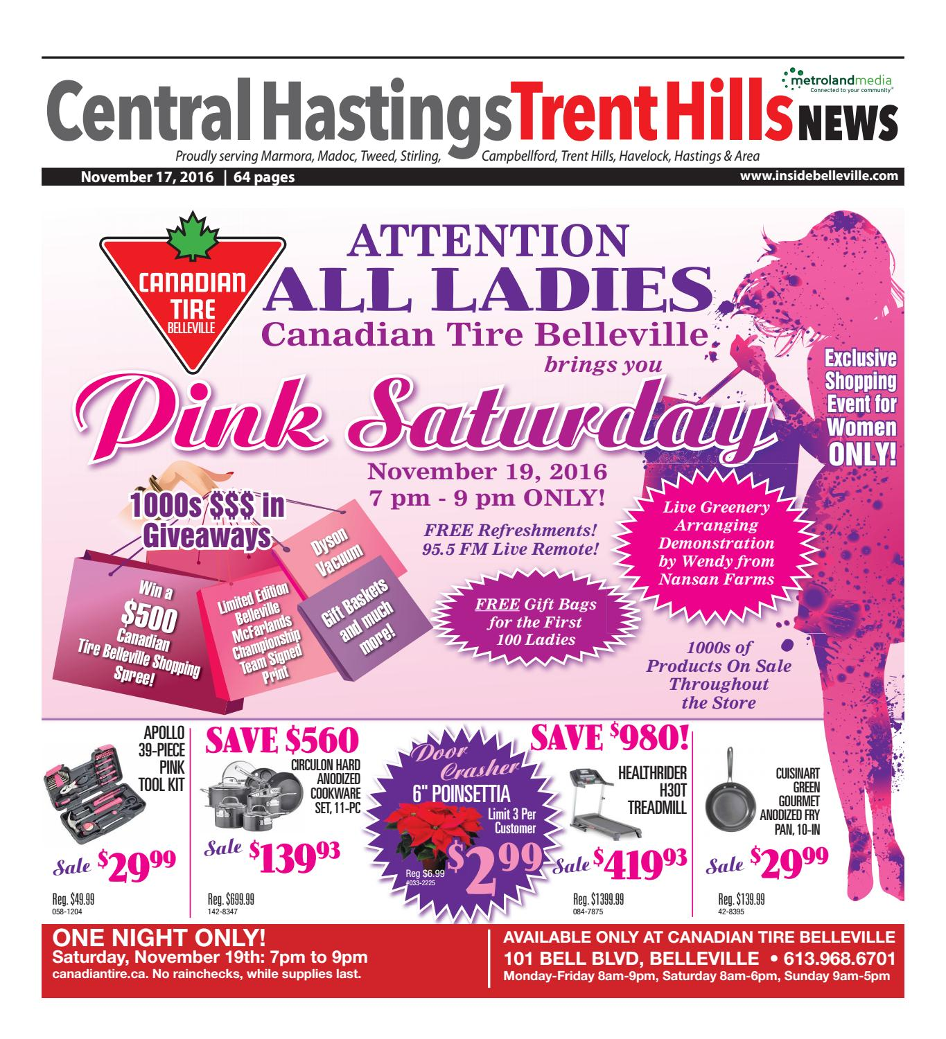 Chth111716 by Metroland East - Trent Hills Independent - issuu