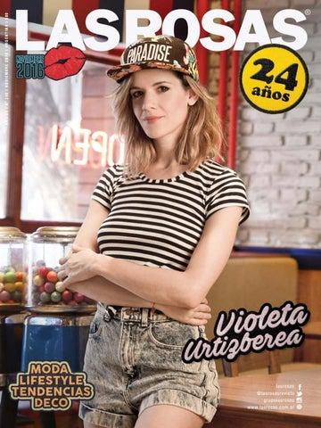 267d8b5d1a897 Violeta Urtizberea - Edición 240 by Revista Las Rosas - issuu