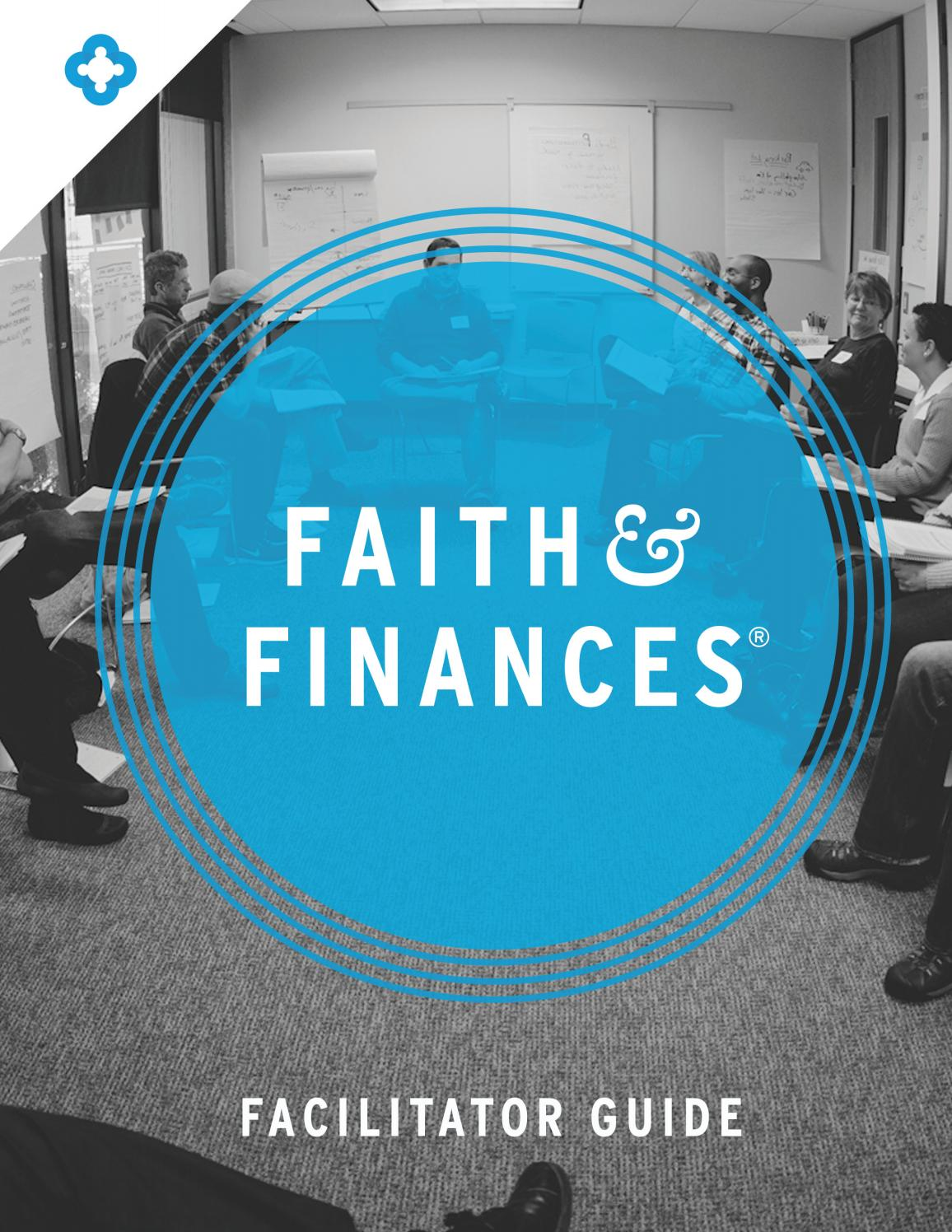 Faith & Finances Facilitator Guide by Chalmers Center - issuu