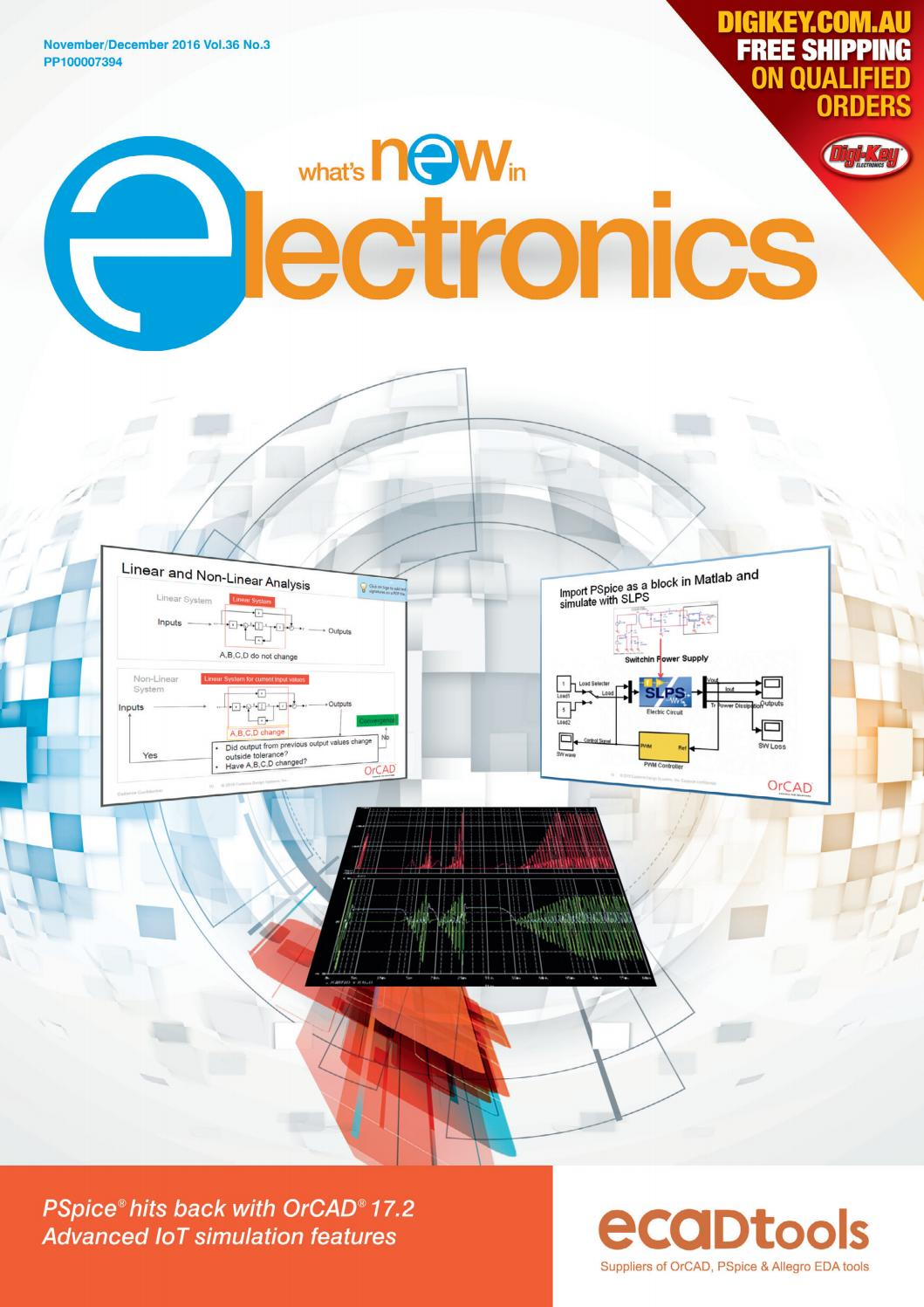 Whats New In Electronics Nov Dec 2016 By Westwick Farrow Media Issuu Port Usb Hub Wiring Diagram Isp Solving The Only Chicken
