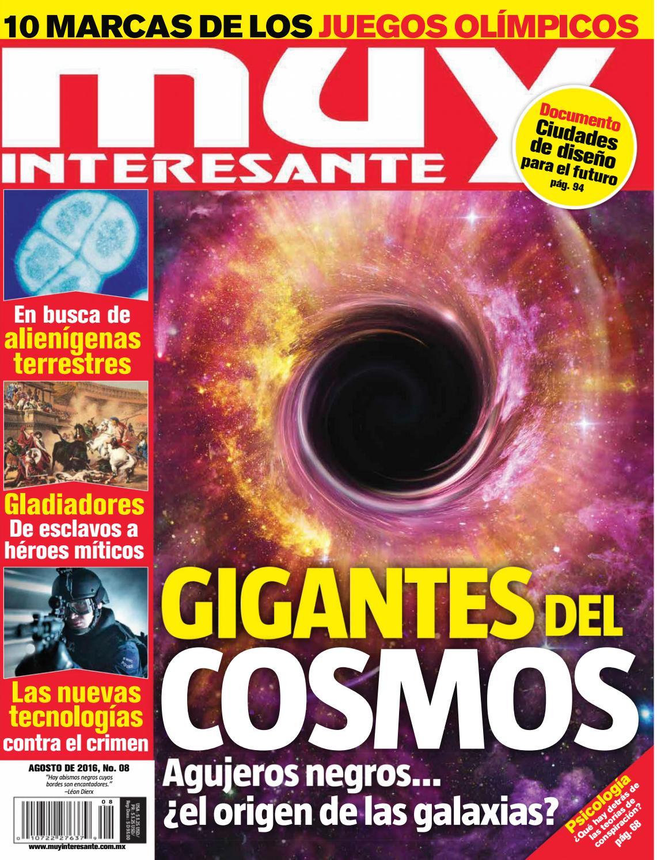 Muy interesante México 08 2016 by RinconIndustrial - issuu
