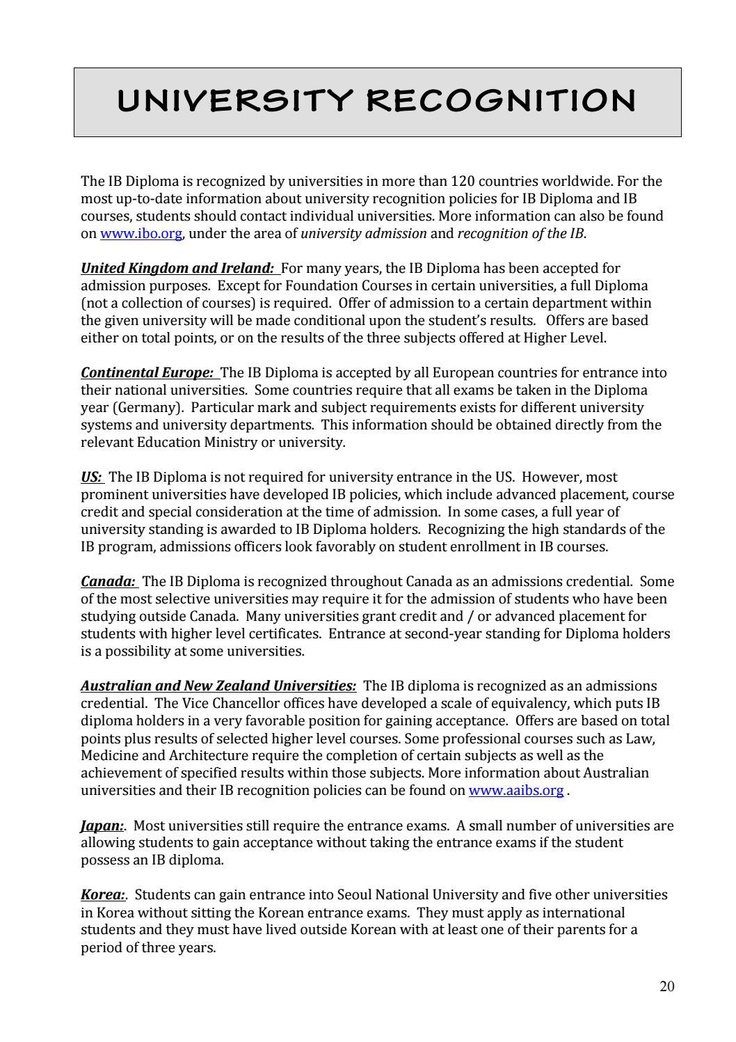 IB Diploma Program by ISKL - issuu