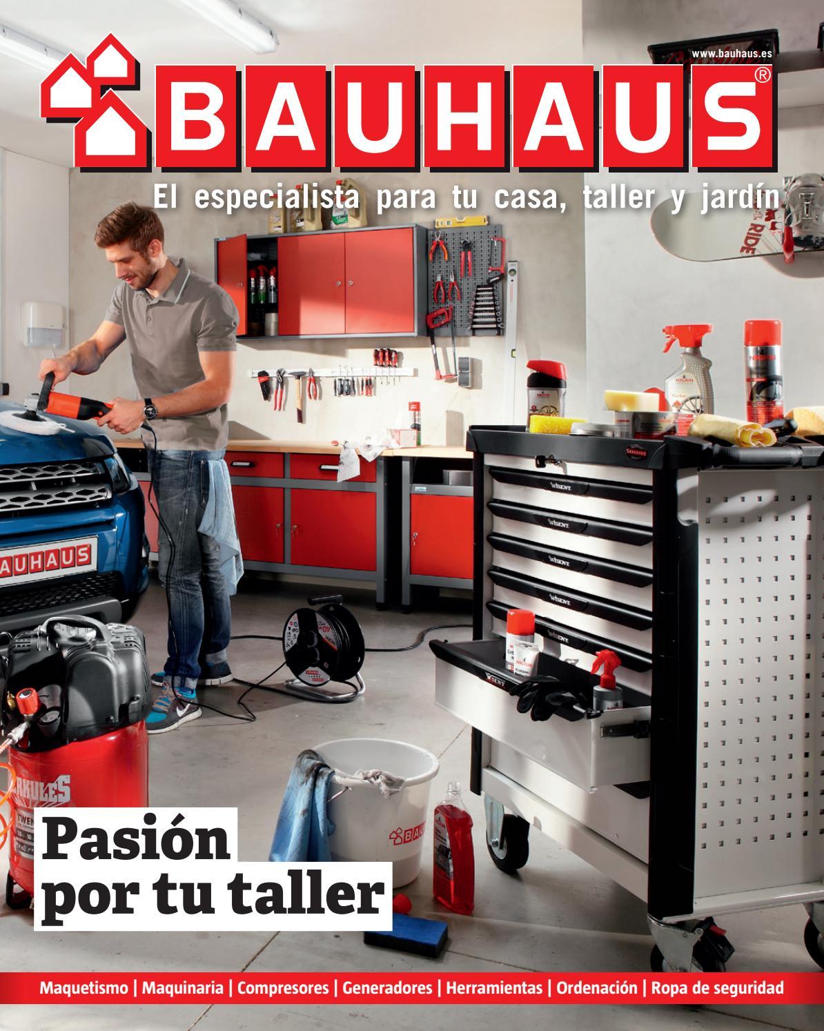 Especial Taller By Bauhaus Issuu