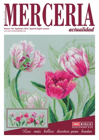 Mercería Actualidad 105 Haberdashery products and handicrafts by ... 61ee292ba07