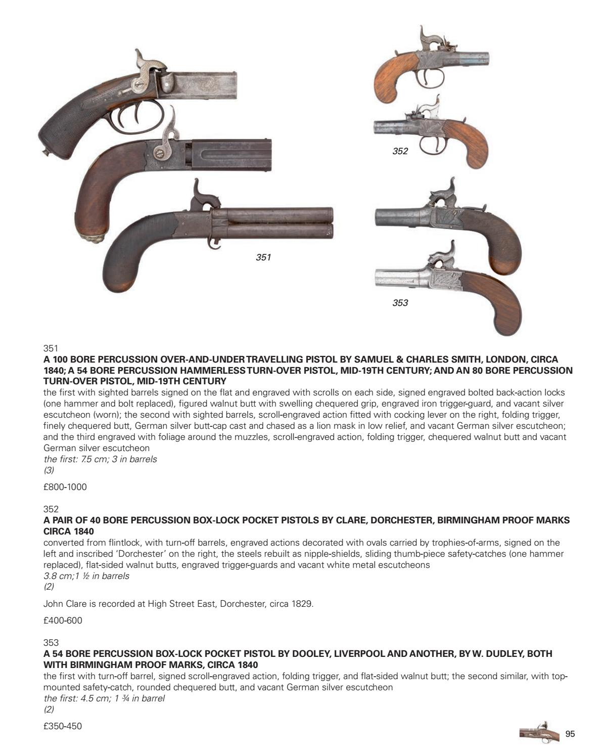 Antique arms,armour & militaria 7th december 2016 by Olympia