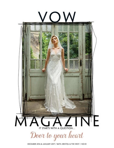 339a50f7d58 Vow Magazine - issue 10 by MediaClash - issuu