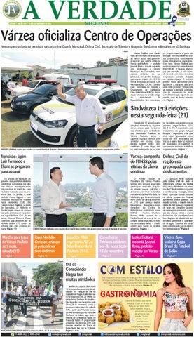JV Regional ® - Edição 654 (18 a 24 de novembro de 2016) by Jornal A ... 8be8616b7b