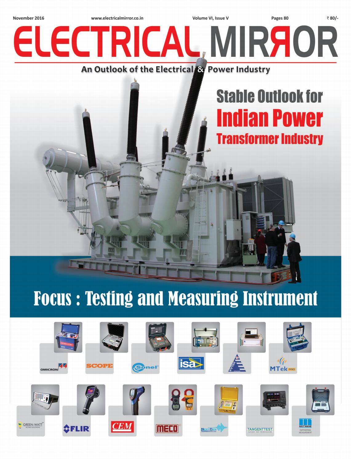 Electrical Mirror November 2016 by Icon Media Group - issuu