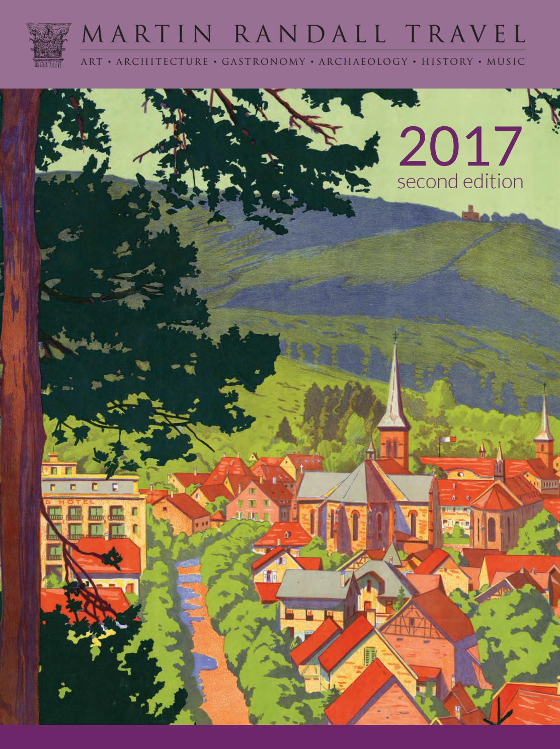 Martin Randall Travel 2017 2nd Edition By Martin Randall Travel Issuu