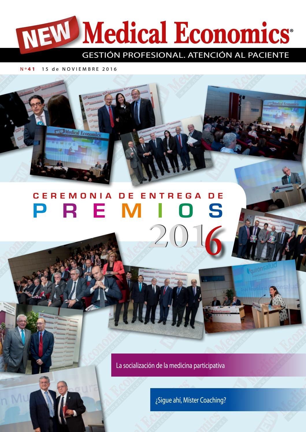 Nº 41 - New Medical Economics by Raíz - issuu
