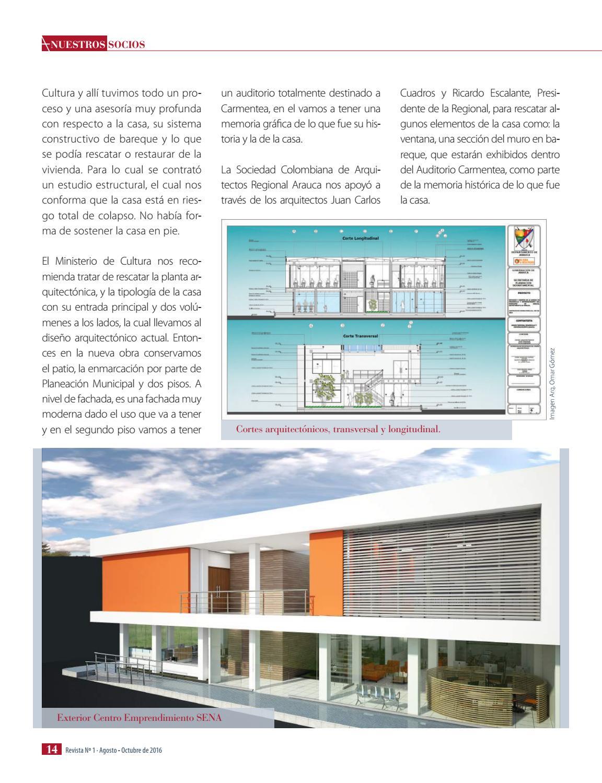 Revista ARQ  by Angela Milena Morales Pinzon - issuu
