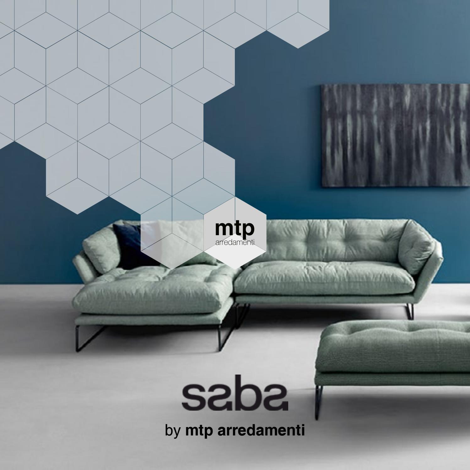 Saba by mtp arredamenti by plano storie issuu for Selezione arredamenti