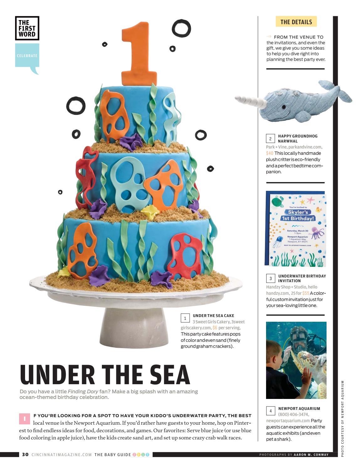 Cincinnati Baby Guide 2016 2017 By Magazine