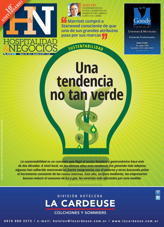 Hospitalidad y Negocios Nº 120 by La Agencia de Viajes - issuu