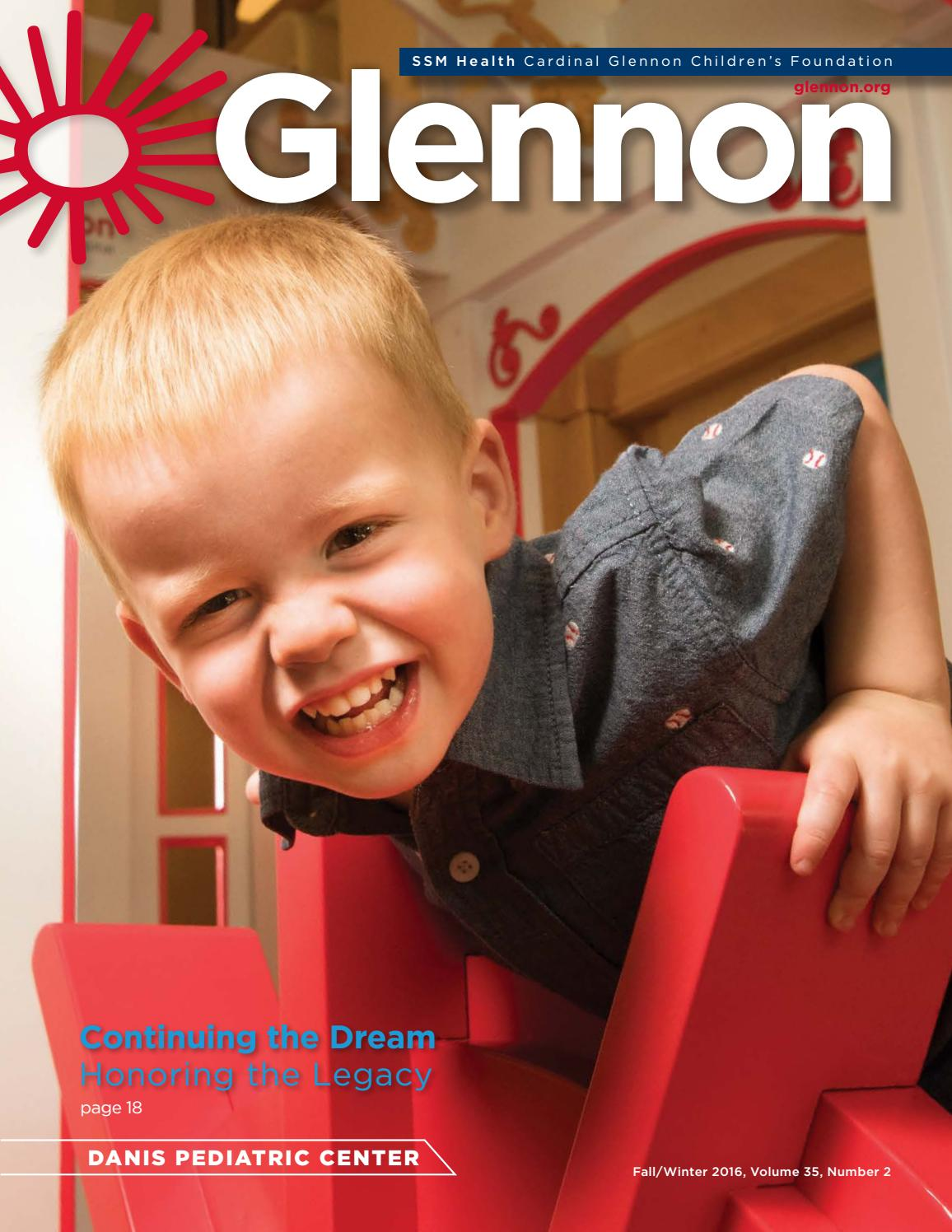 Glennon Spring 2012 Issue By Ssm Health Cardinal Childrens Toyota Echo Fuse Box Key Magazine Fall Winter 2016