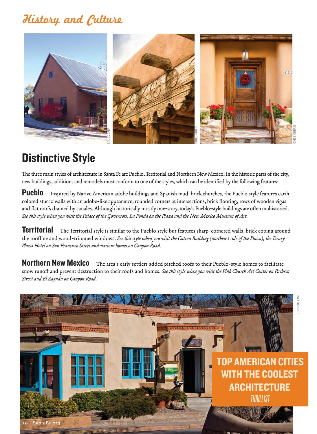 Starwood Model Home With Pueblo Style Flat Roof And Front Yard Landscaping