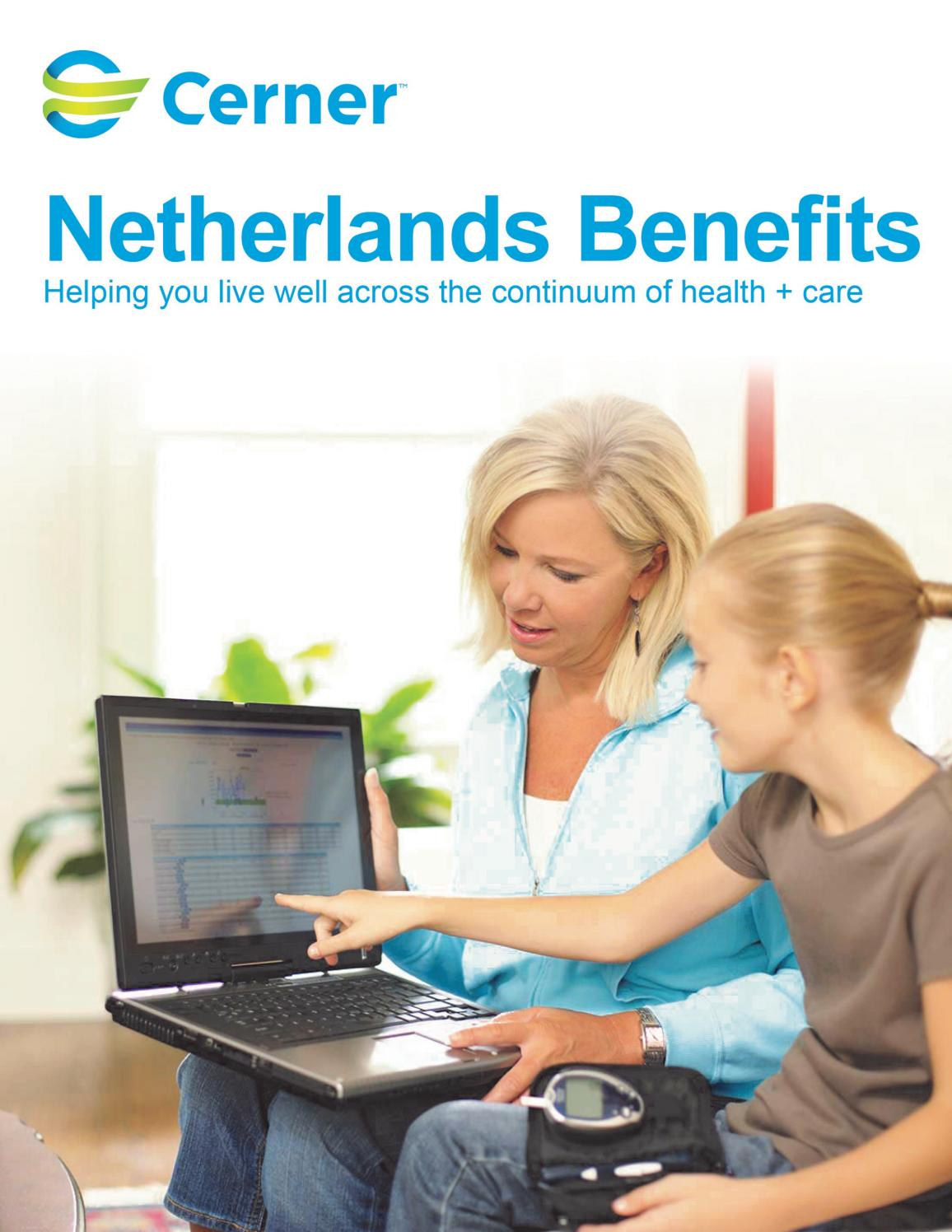 Aaa Insurance Careers: Cerner Netherlands Benefits Brochure By CernerCorporation