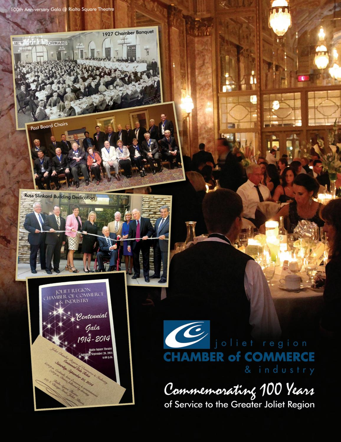 joliet il chamber guide by town square publications llc issuu