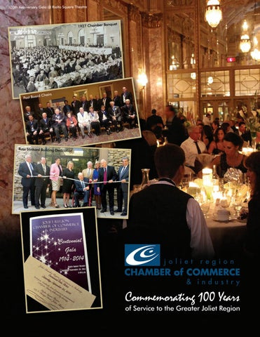 Joliet il chamber guide by town square publications llc issuu page 1 malvernweather Images