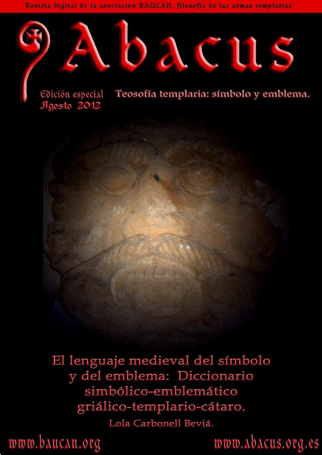 Diccionario simbólico griálico, templario cátaro by Historia