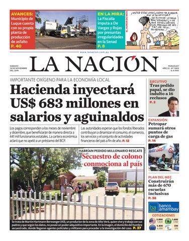 DIARIO LA NACIÓN - EDICIÓN 7.809 by La Nación - issuu