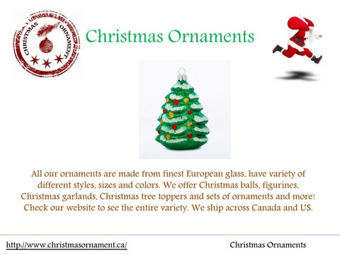 Special Christmas Ornaments.Christmas Ornaments