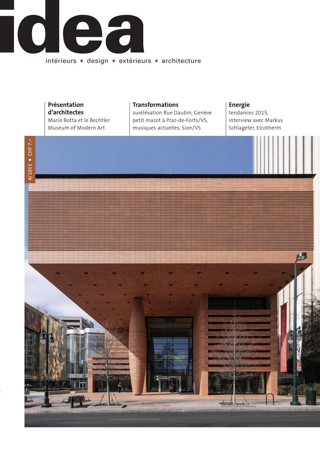 fd8b5ff95fc16 idea 04 2015 by BL Verlag AG - issuu